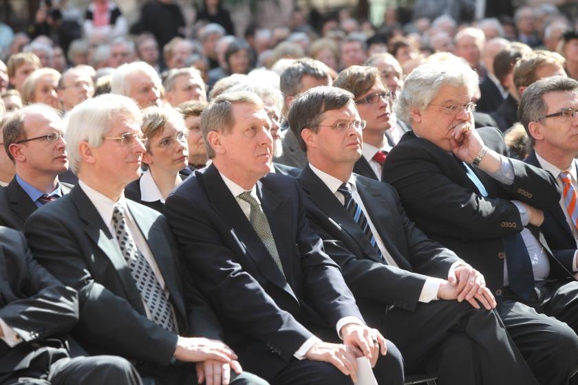 Balkenende bij opening tentoonstelling Calvijn