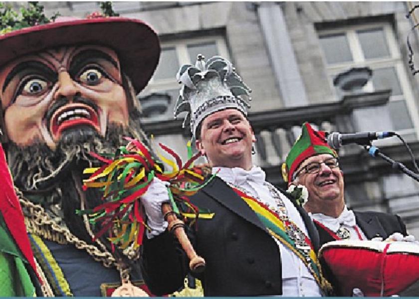 Helft van de Limburgers mijdt carnaval