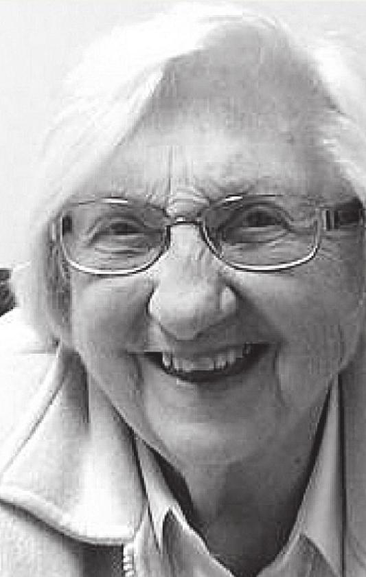 In memoriam: Elly van der Linden