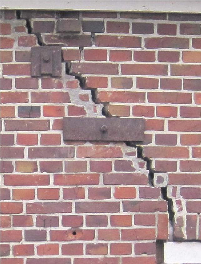 Lang niet alle schade komt door bevingen