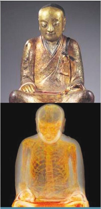 Mummie alsnog wereldnieuws