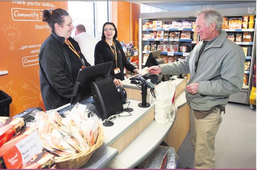 De Community Shop: supermarkt van het volk