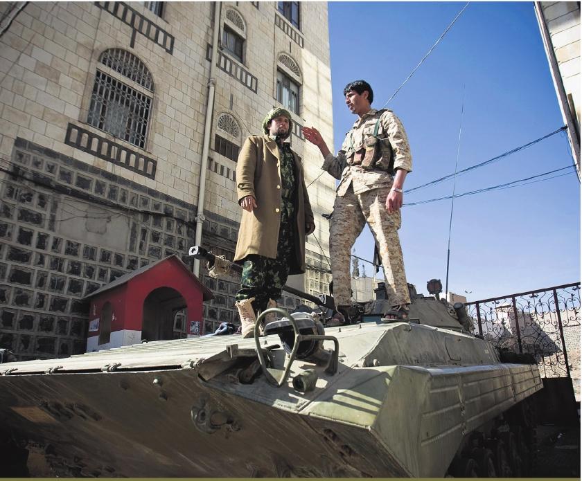 Chaos Jemen en Libië bedreigt orde
