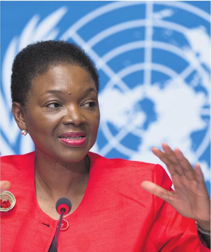 Geen verwijten voor ploeterende VN-hulpchef