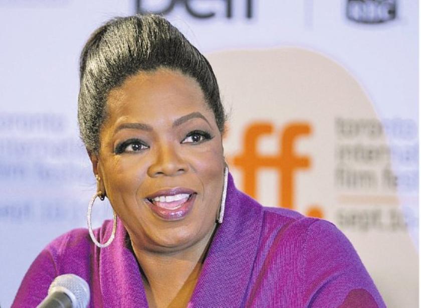 De overdaad van Oprah