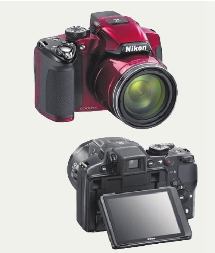 Gadget: Nikon coolpix P510