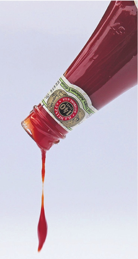 Nul procent vet? Ketchup bevat nooit vet