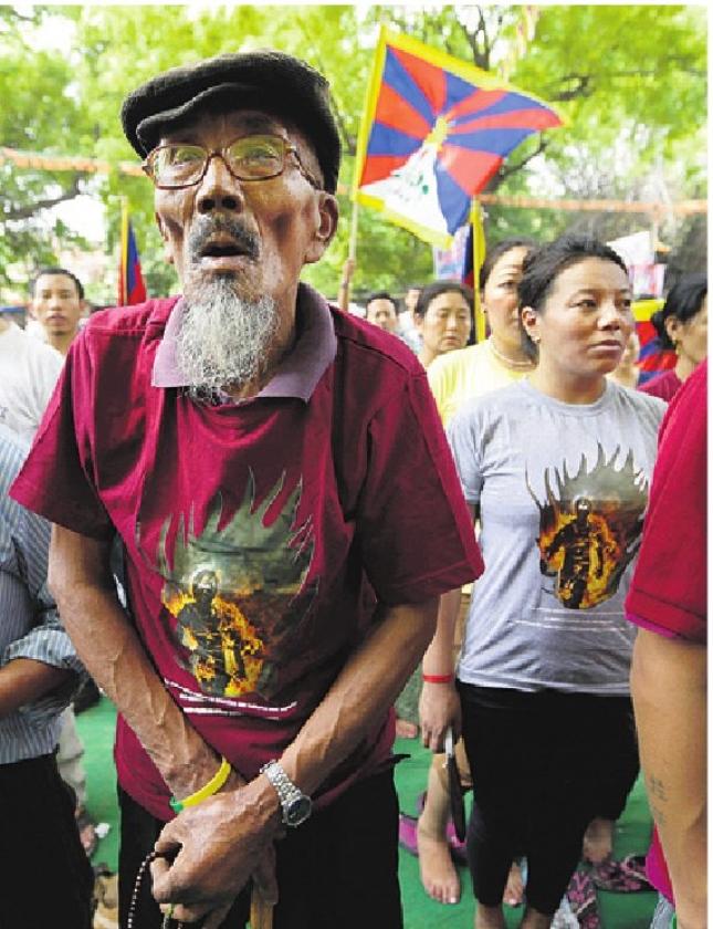 Onder Tibetanen groeit de twijfel over zelfverbranding