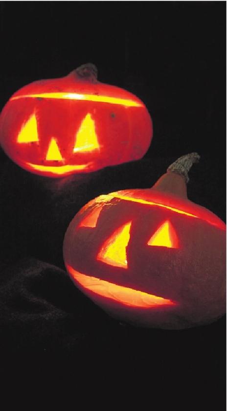 Wat geef je kinderen met Halloween?