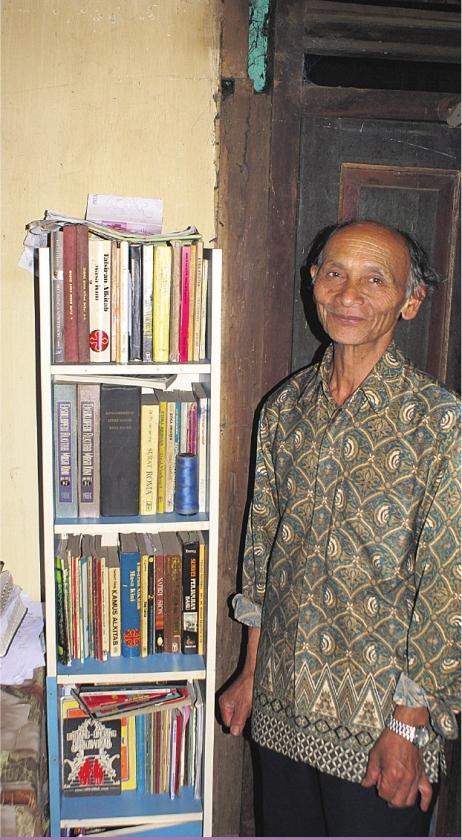 Extra inzet om Indonesisch boekenproject te voltooien