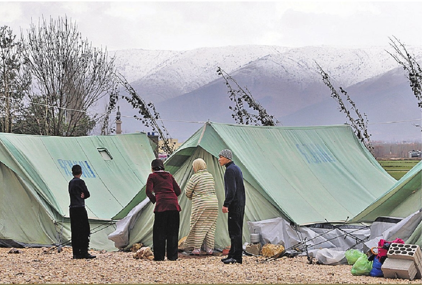 Nederlandse hulpactie voor Syrië strandt in Damascus