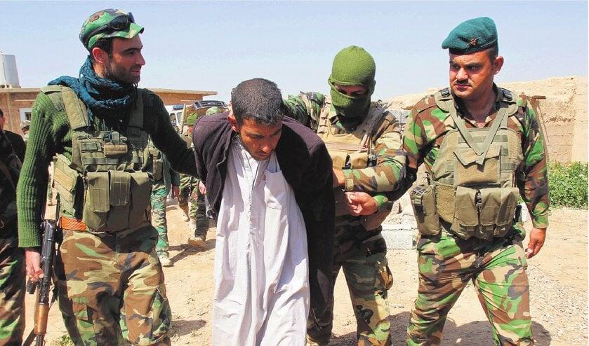 Koerden veroveren huis voor huis