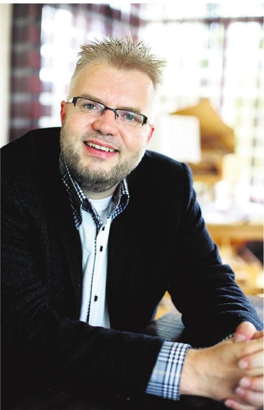Ontroerd door evangelie in Fries
