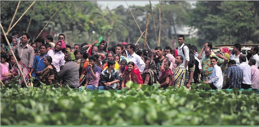 Tien mensen vertrapt bij religieus feest Bangladesh