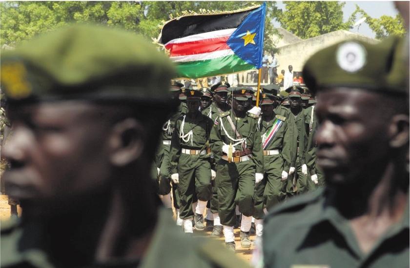 Sudanese vrede met bommen voor eigen volk