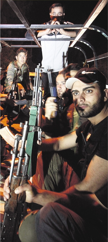 Vrije Syrische Leger belooft geloofsvrijheid
