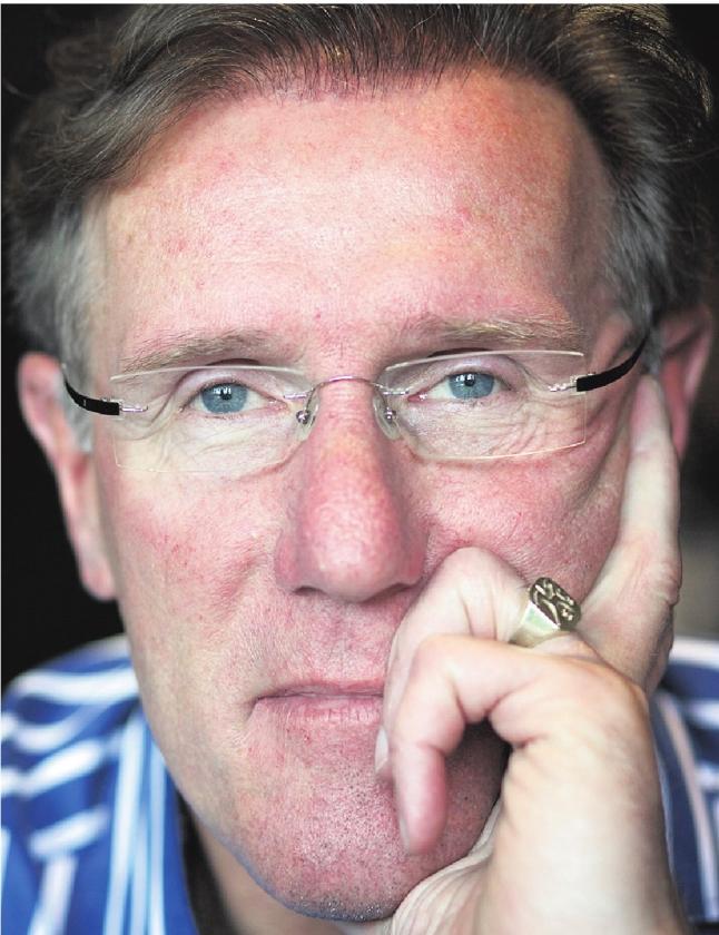 Hans van Breukelen: Ik geloof in de liefde tussen mensen