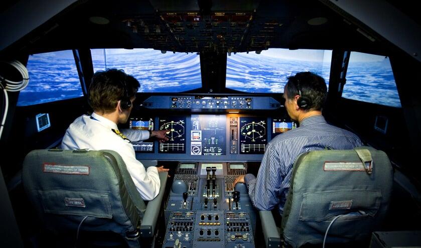 Groot aantal nieuwe piloten werkloos