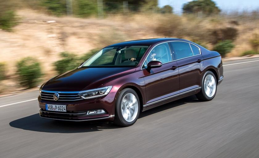 Volkswagen Passat Auto van het Jaar 2015