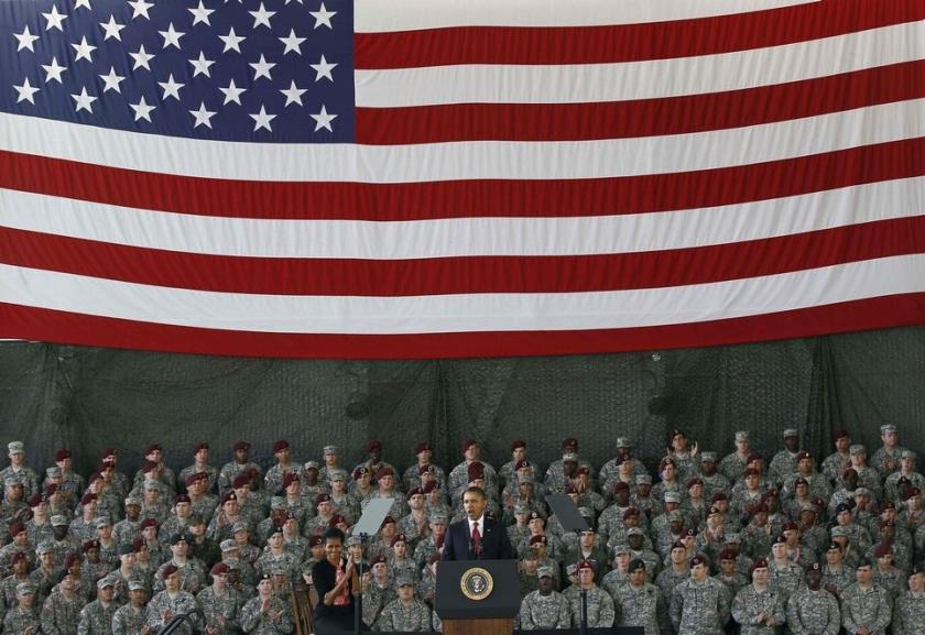 Lof Obama voor leger verhult zorgen over Irak