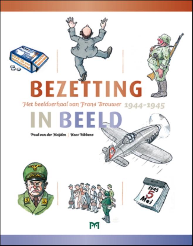 Stripboek uit oorlog eindelijk uitgegeven