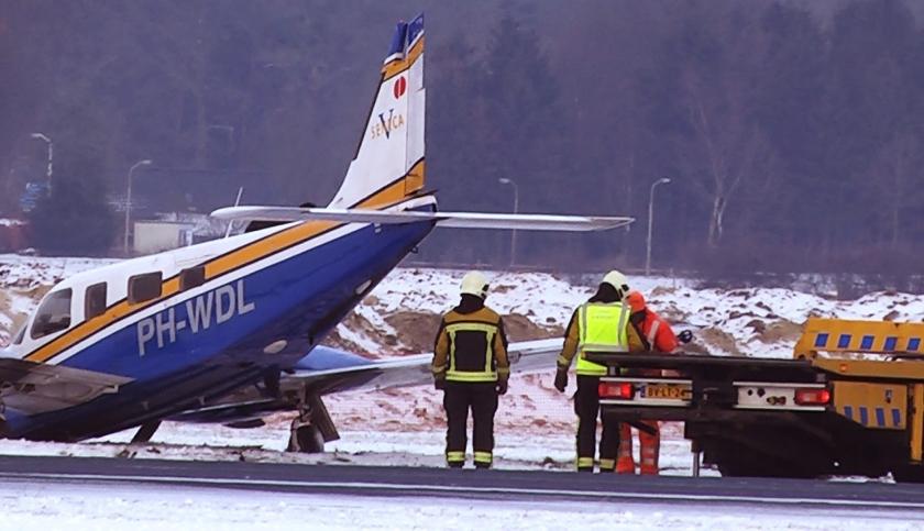 Luchtvaart heeft veilig jaar achter de rug