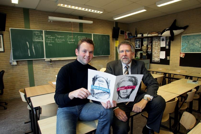 Homo in gereformeerde klas