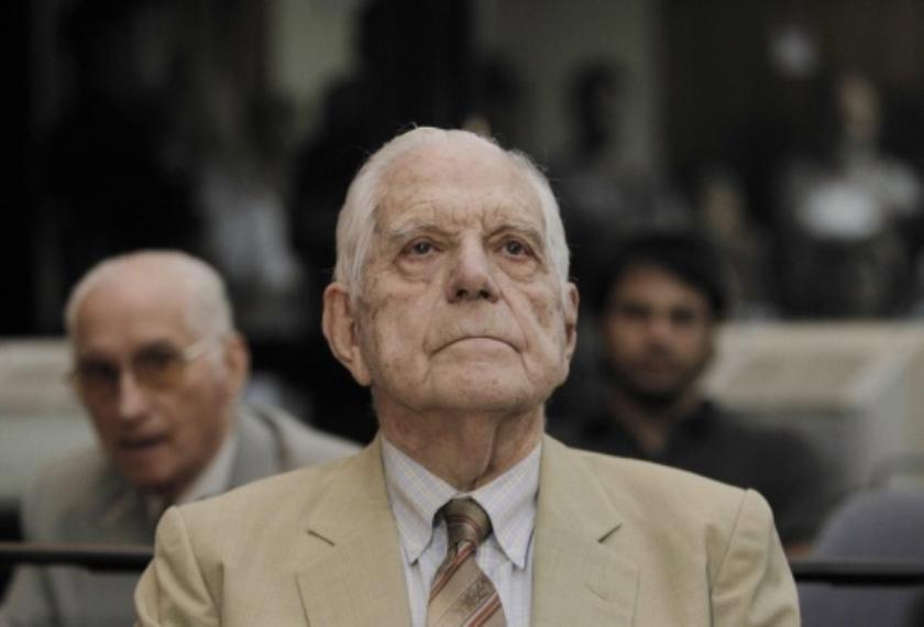 Derde straf voor laatste dictator Argentinië