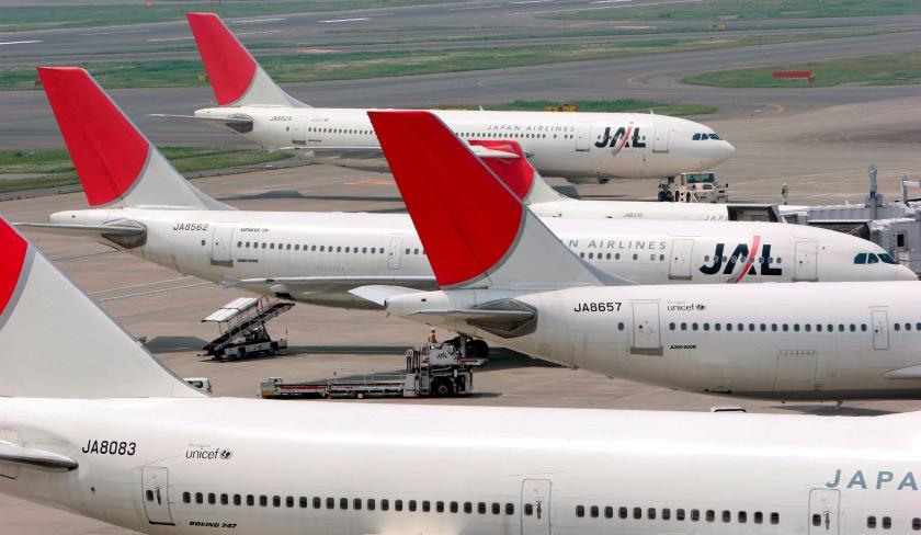 Dreigend faillissement voor Japan Airlines
