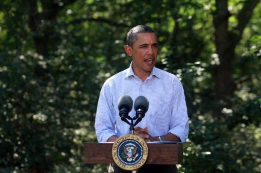 Obama bezoekt zondag rampgebied in New Jersey