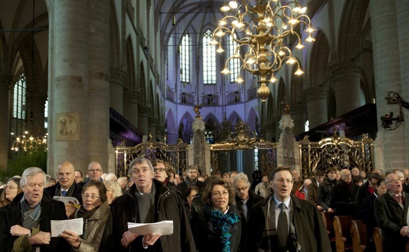 Financieel tekort Nationale Synode