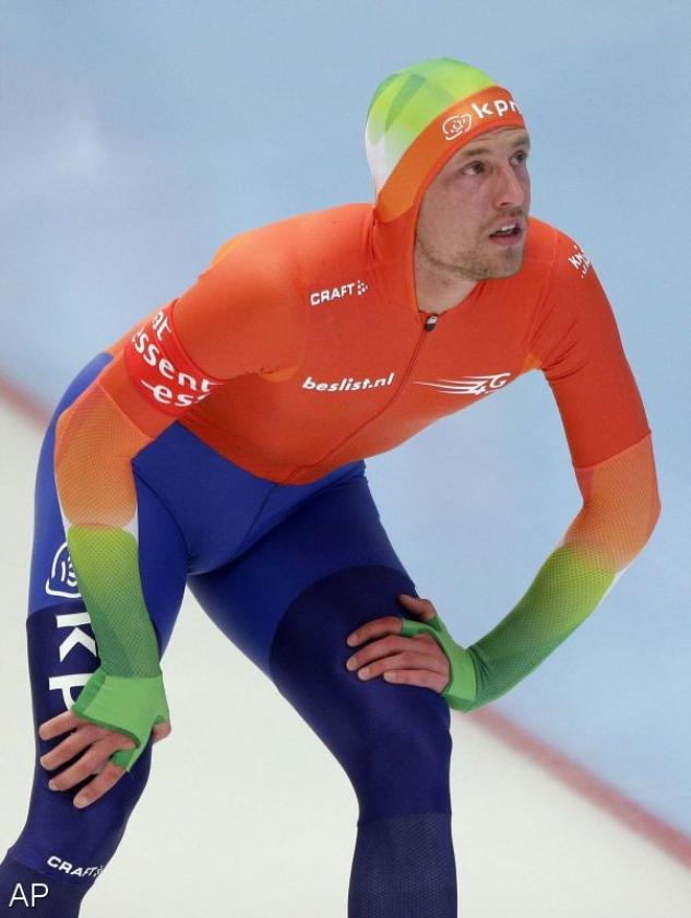 Taalprijs voor schaatser Michel Mulder