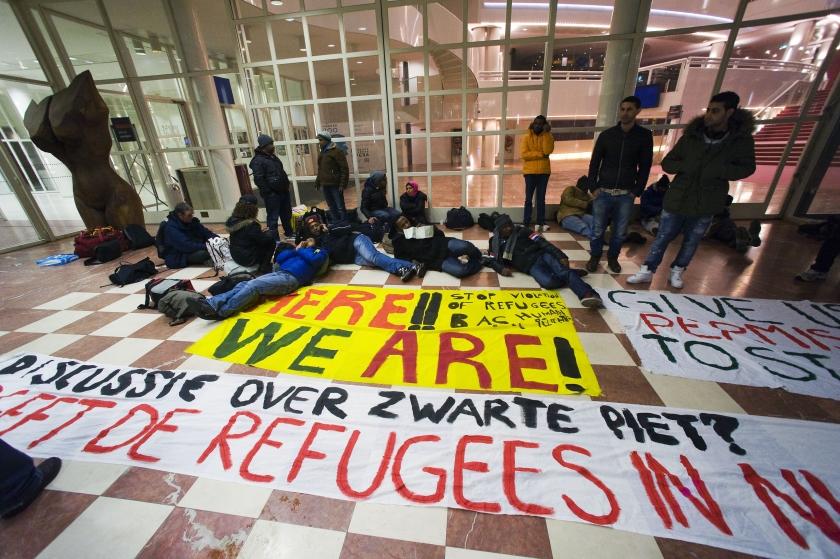 Van der Laan test grenzen asielbeleid