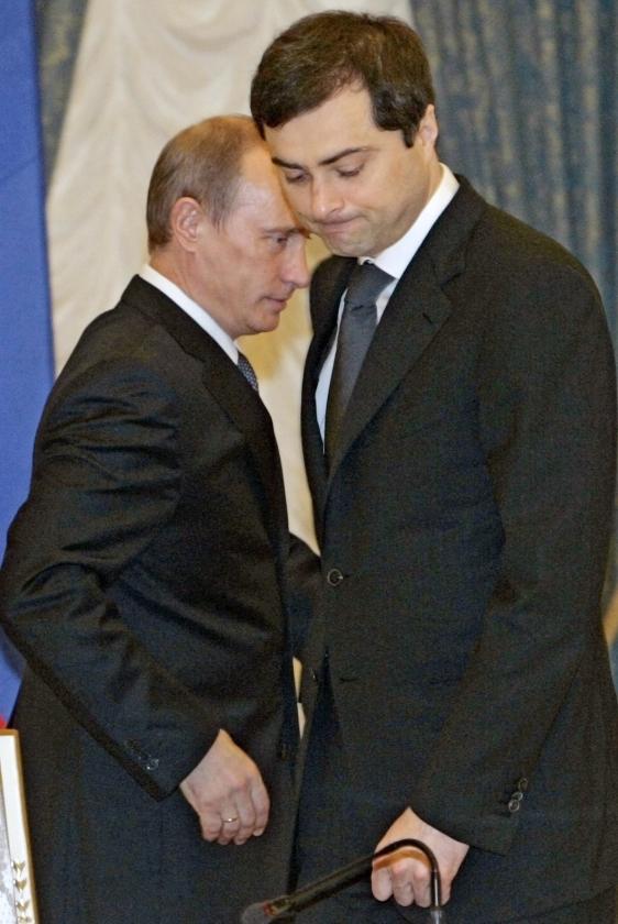 Architect Putin-systeem verlaat het Kremlin