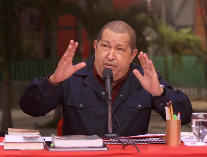 Chavez: Amerika achter kanker