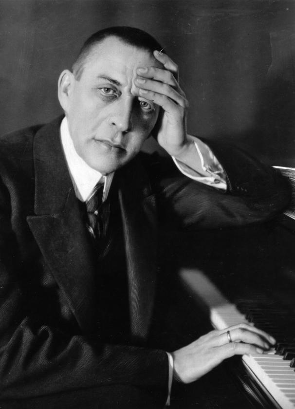 Rachmaninovs augustijnse pianosonate