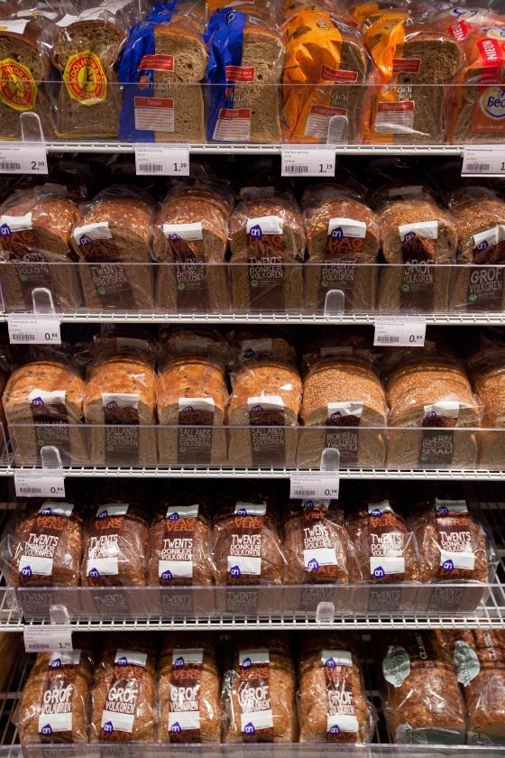 Supermarkt moet oud brood gewoon verkopen