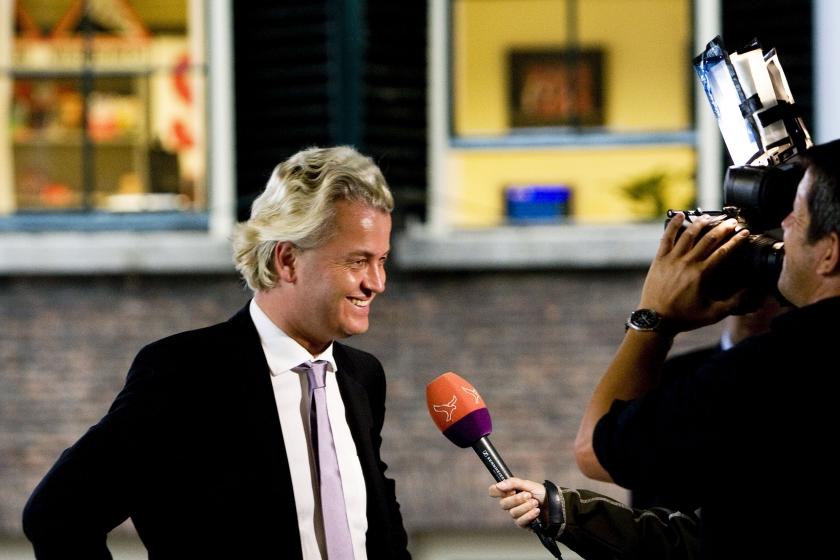 Wilders: bevlogen, maar compromisloos