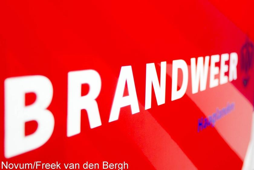 Man dood door brand in Eindhoven