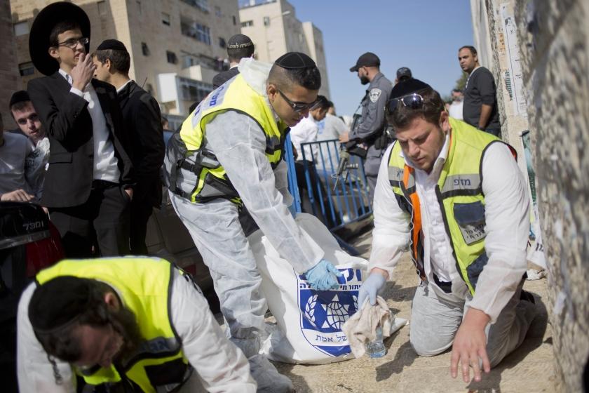 Terreur in synagoge Jeruzalem