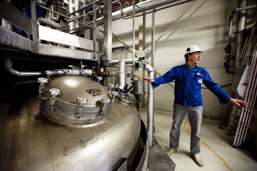 DSM bouwt fabriek voor bio-bouwstenen