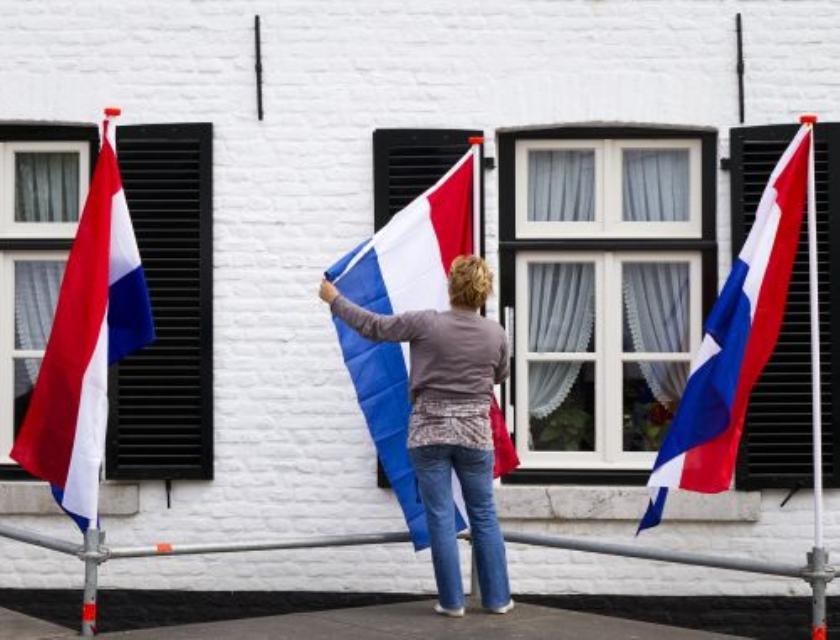 Nederland maakt zich op voor Oranjefeest