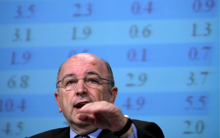 Economische groei EU bijna tot stilstand