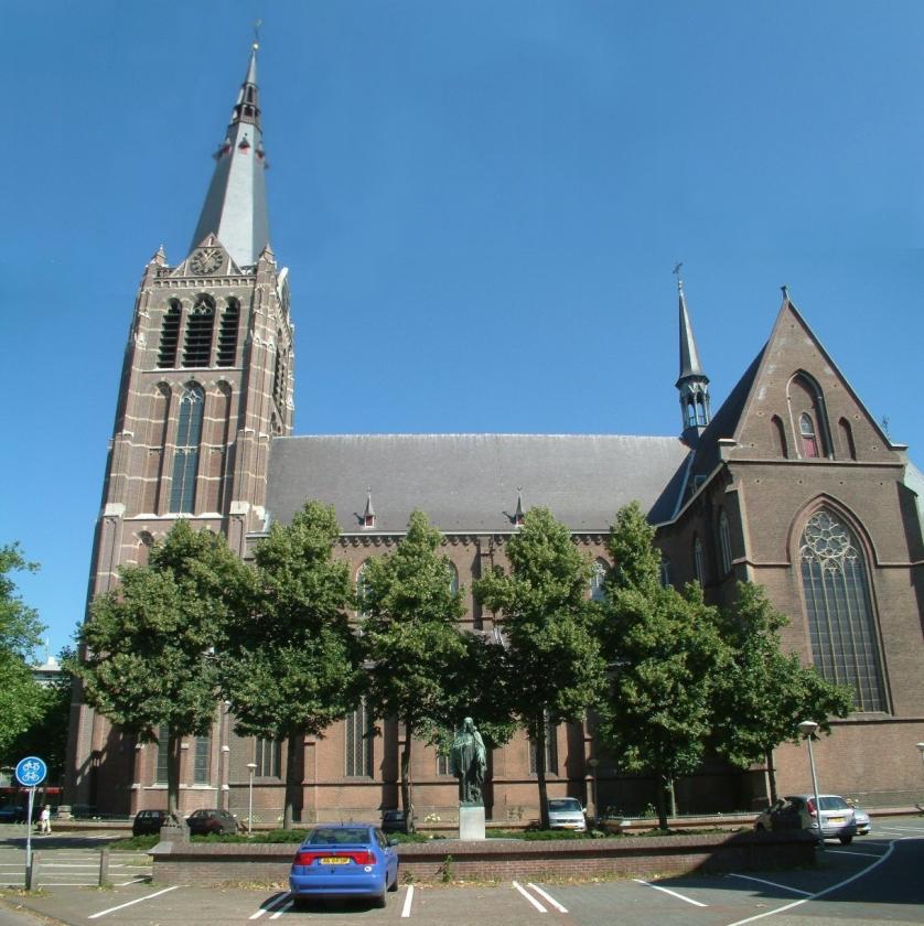 Eindhovenaren boos om bedelbrief parochie