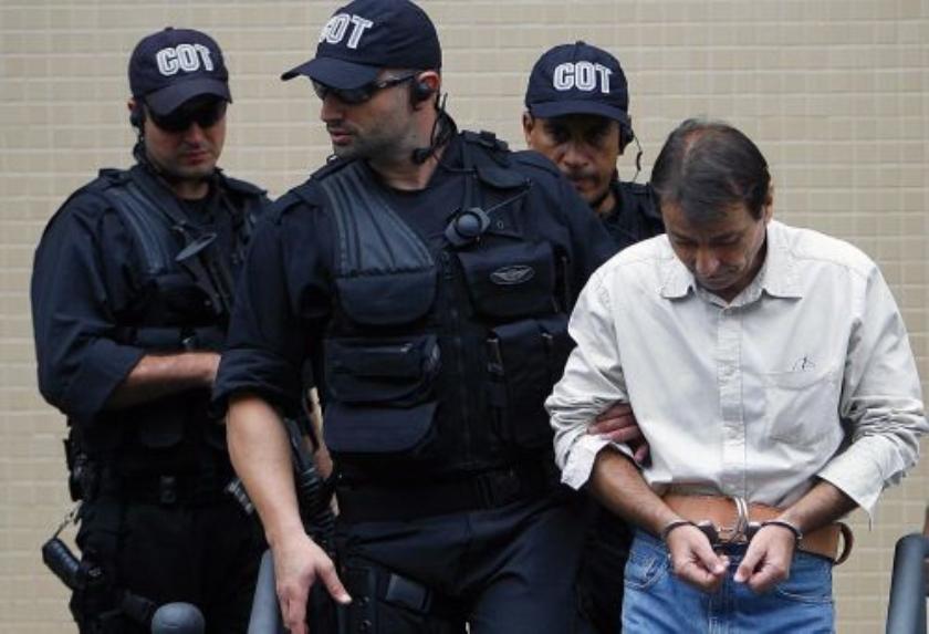 Brazilië levert ex-terrorist niet uit