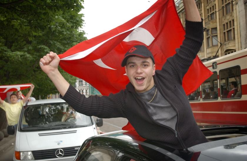 Veel Turken vinden Nederland vol