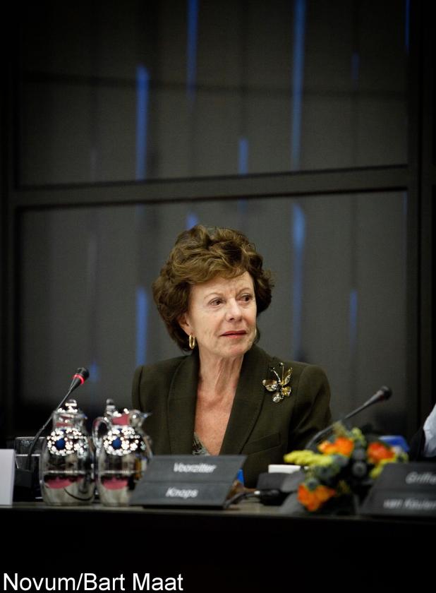 Kroes: delegratie Spelen kon wel onsje minder