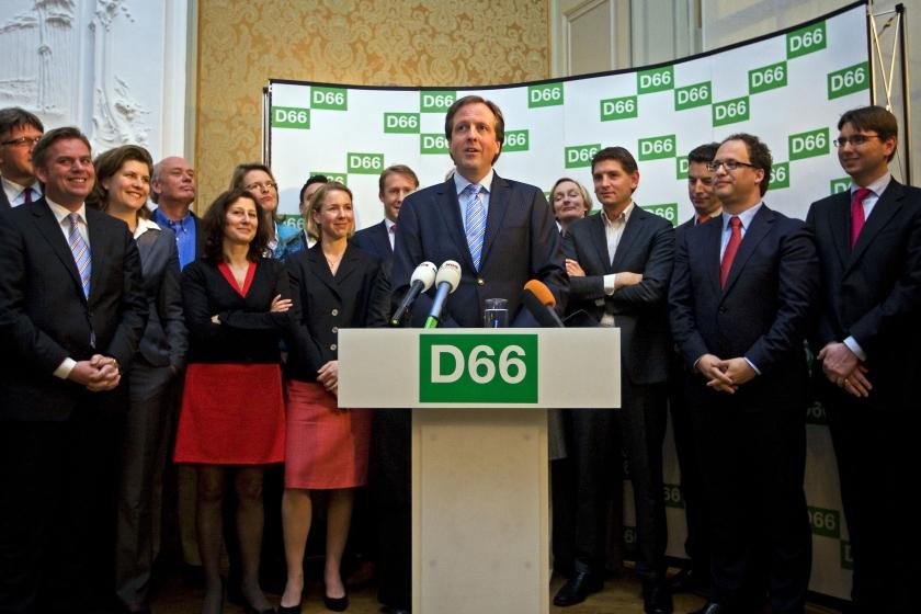D66: Zelf sparen voor zorg op oude dag