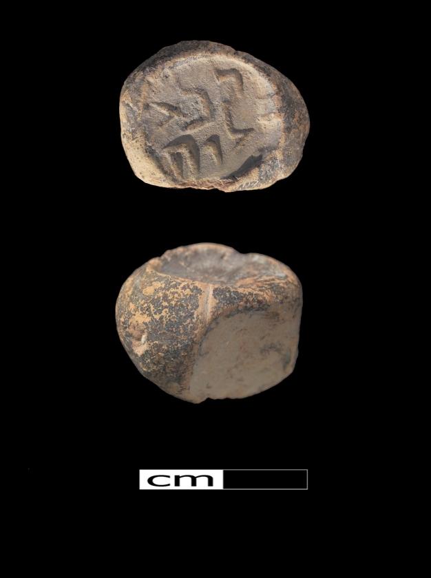 Archeologen vinden zegelstempel joodse tempel