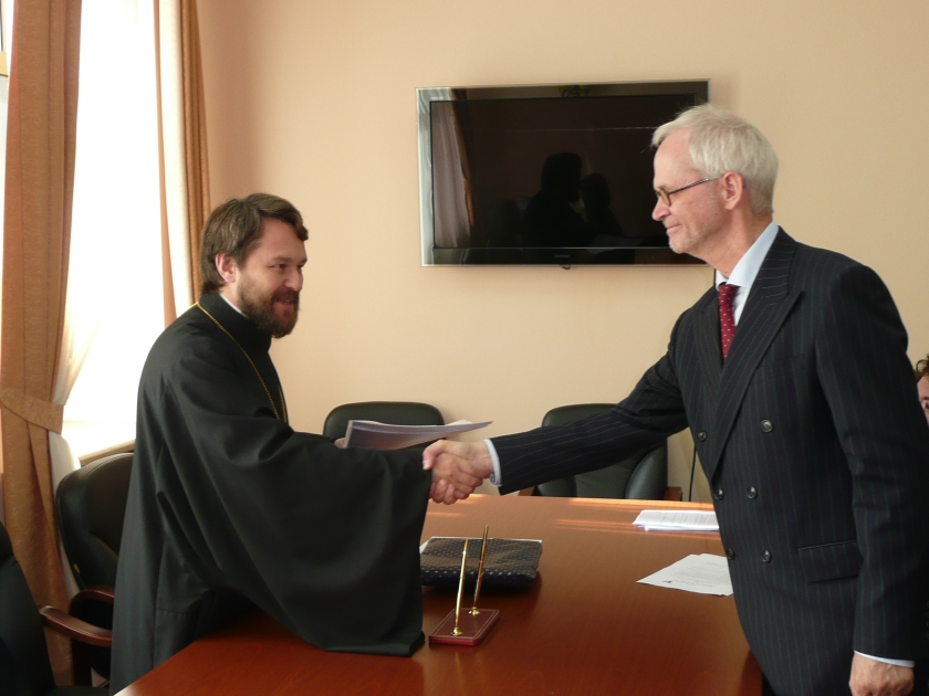 Samenwerking VU en Russische Kerk